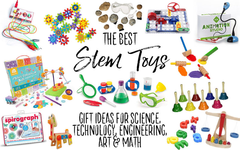 The Best Stem Toys - Educational Gift Ideas for Kids - Our Handcrafted Life