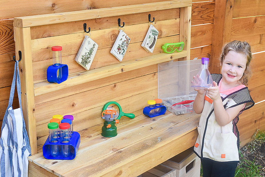 Preschool Science - Outdoor Science Discovery Center - Our Handcrafted Life