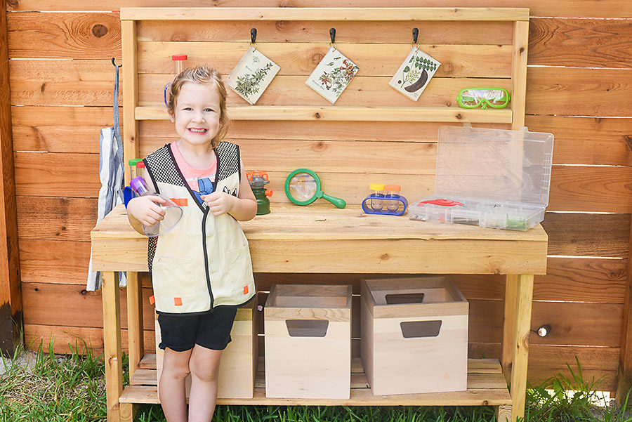 Outdoor Science Discovery Center - Our Handcrafted Life
