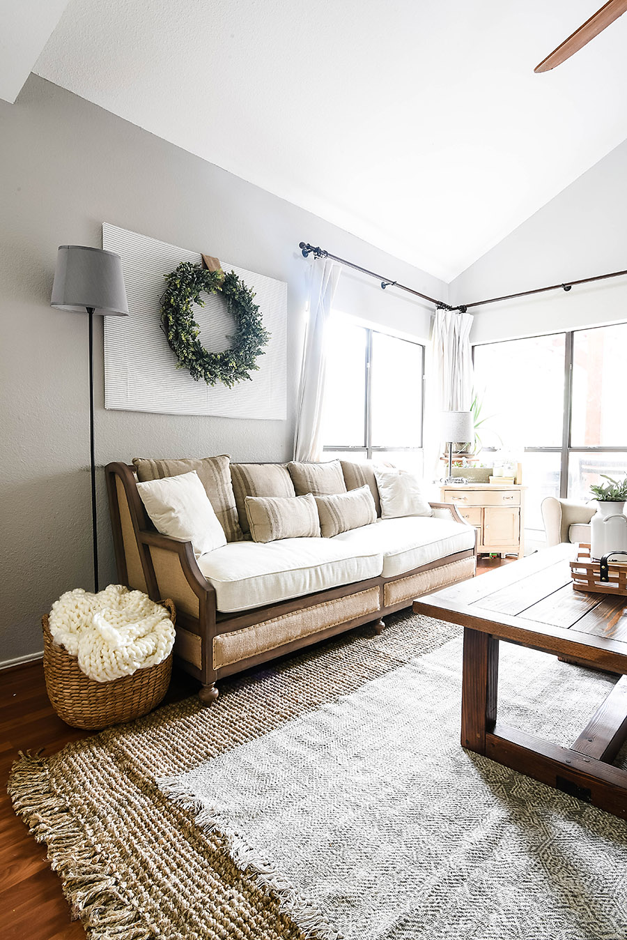 One room challenge living room rugs and furniture our handcrafted life