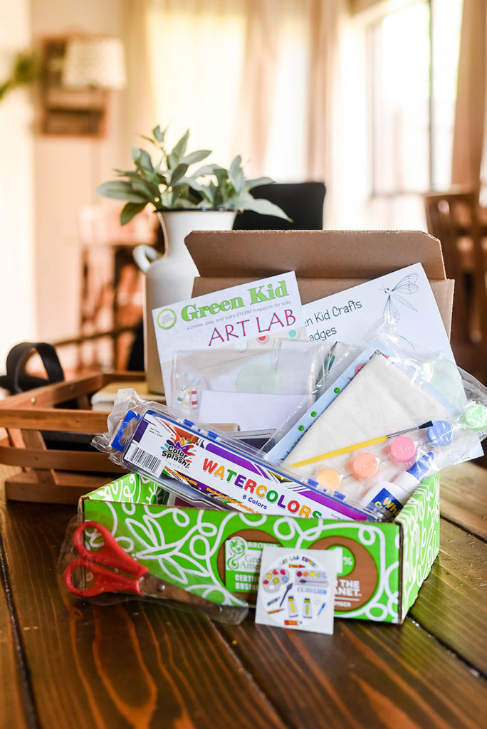 Green Kid Crafts - Fewer Better Toys Gift Guide for Intentional and Purposeful Toys - Our Handcrafted Life