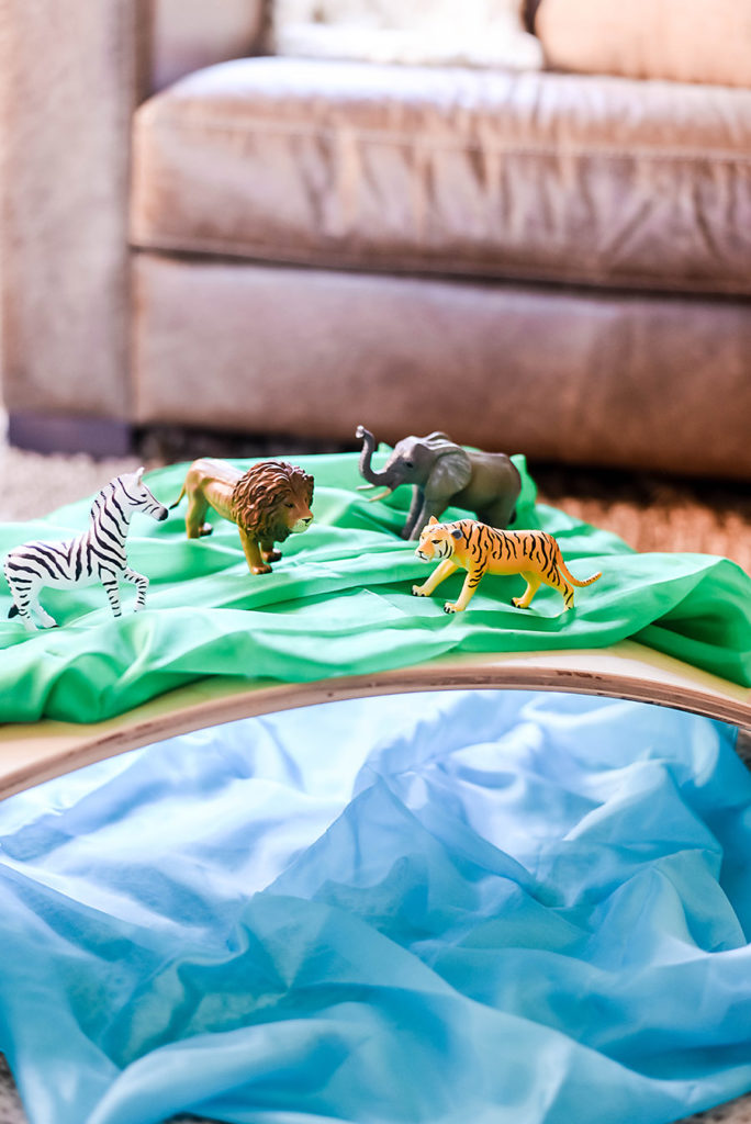 Terra Animals Sarah's Silks - Fewer Better Toys Gift Guide for Intentional and Purposeful Toys - Our Handcrafted Life