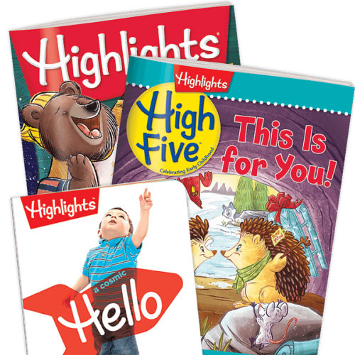 Highlights Magazine - Fewer Better Toys - Our Handcrafted Life