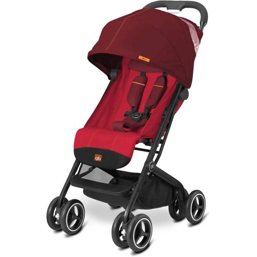 What a Third Time Mom Puts on a Baby Registry Must Haves - Lightweight Stroller QBit