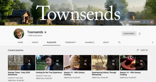 The Best Educational YouTube Channels - Townsends