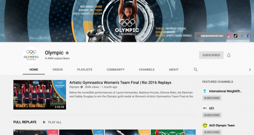 The Best Educational YouTube Channels - Olympic YouTube