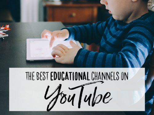 The Best Educational YouTube Channels