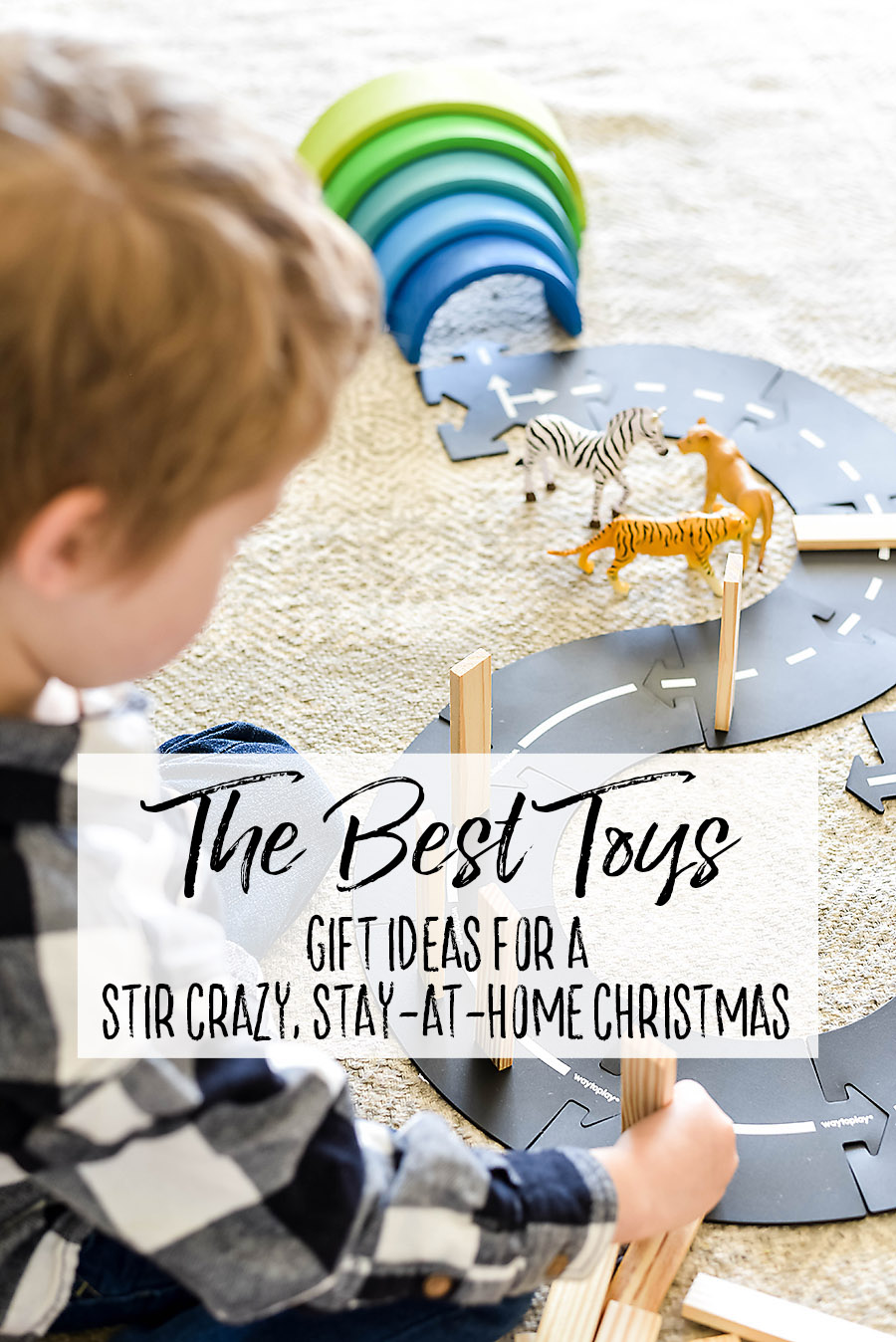 Simple Toys Gift Ideas - Intentional Purposeful Gift Guide for Kids - Our Handcrafted Life