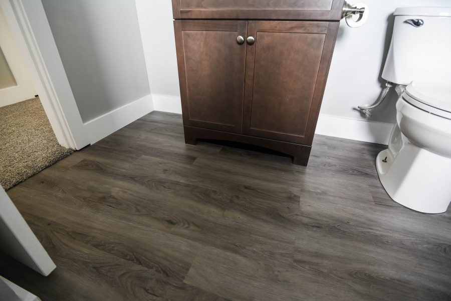 Bathroom Renovation without Tile - Quick No Tile Bathroom Reveal with Dumawall - Our Handcrafted Life